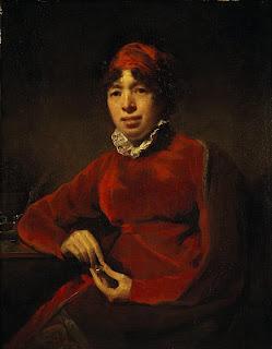 Sir Henry Raeburn painting - Elizabeth Hamilton