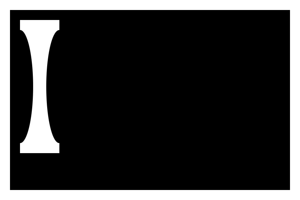 La imagen muestra un fondo negro y un cursor intermitente esperando el signo de la persona sordociega