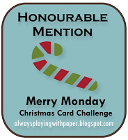 Merry Monday - Honourable Mention