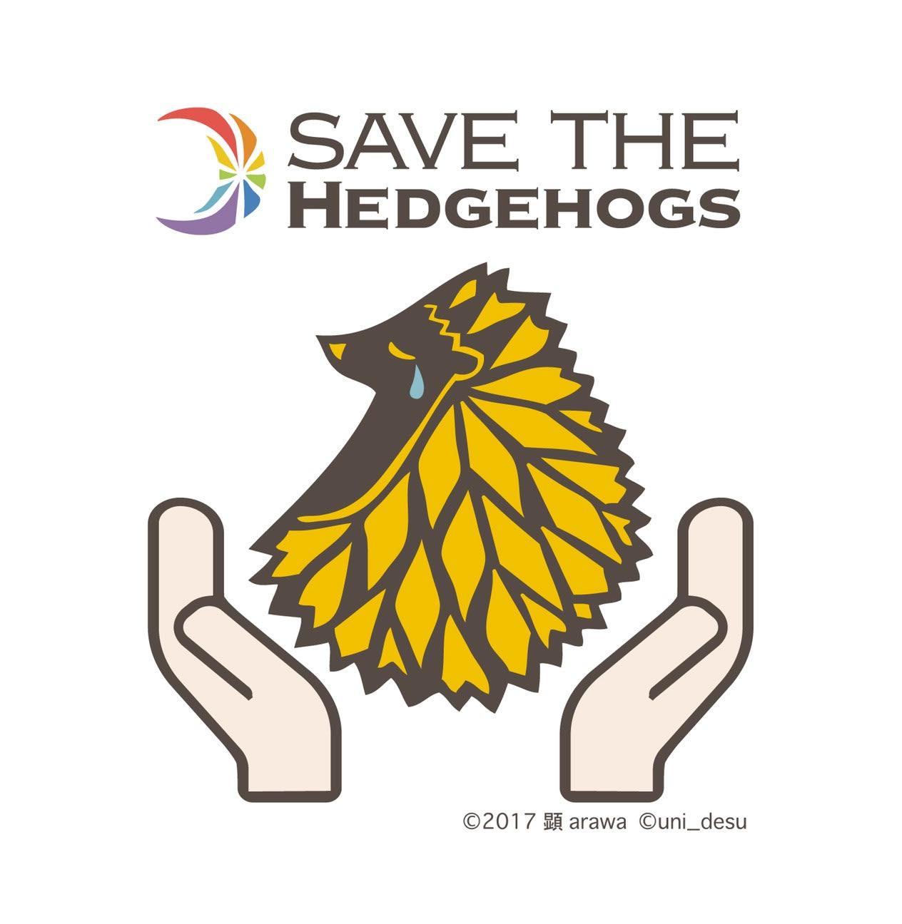 SAVE THE HEDGEHOGS