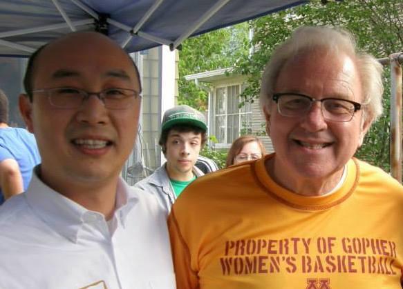 John Choi and John Brodrick