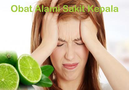 Obat Alami Untuk Mengobati Sakit Kepala