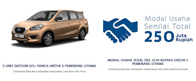 Kompetisi Bisnis Anak Muda Berhadiah Mobil dan Uang Jutaan Rupiah