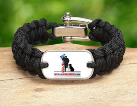 Survival Straps for K9s for Warriors