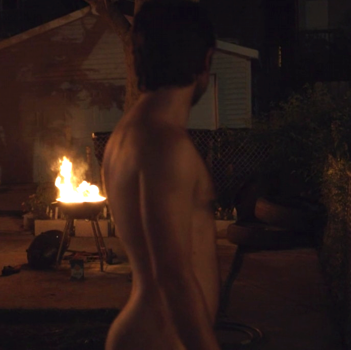 justin berfield nude: