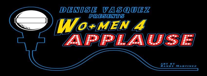WO+MEN 4 APPLAUSE