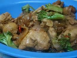 Ayam Masak Cendawan | Ala Cina | Shaklee | Sg. Buloh | Setiawangsa