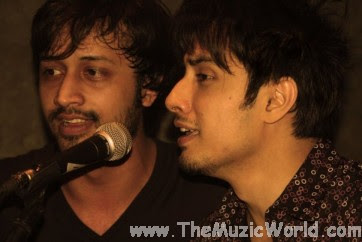 Atif Aslam, Ali Zafar, Arif Lohar, Saeen Zahoor and Sanam Marvi together for Standard Chartered Priority Night