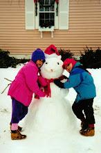 A White Christmas!