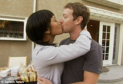 Mark Zuckerbeeg - Priscilla Chan