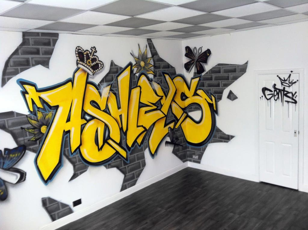 The World Of Amazing Art Collection Amazing 3d Graffiti