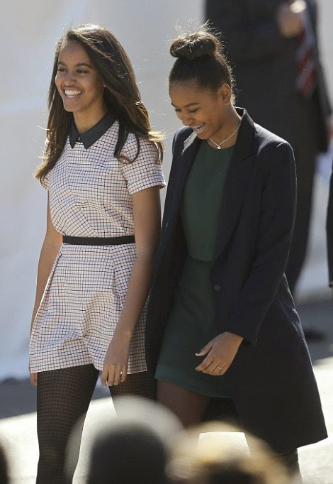 The Obama girls join their parents and others to commemorate the 50th anniversary of Bloody Sunday  266C3E7D00000578-2984327-image-m-122_1425759547504_zps6nospeul