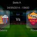 Pronostic Catane - Roma : Serie A