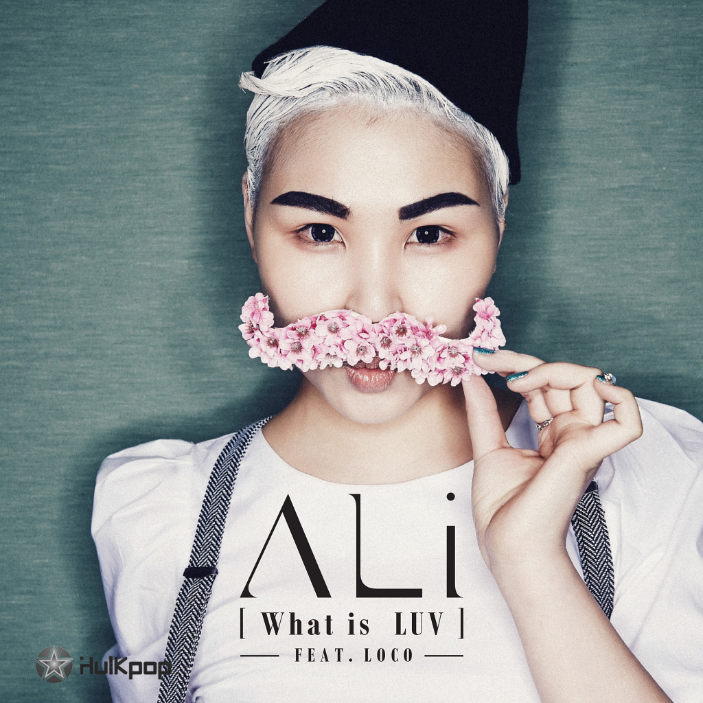 [Single] ALi – What Is LUV