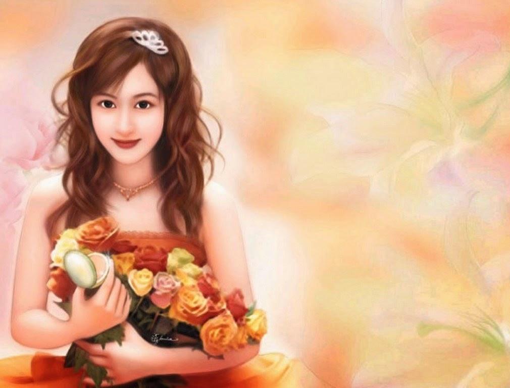pintura-digital-de-rostros-femeninos