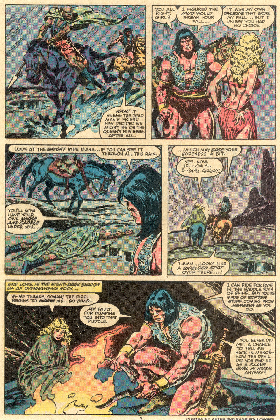 Conan the Barbarian (1970) Issue #108 #120 - English 4