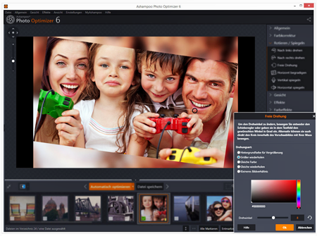 Ashampoo Photo Optimizer v6.0.0.50