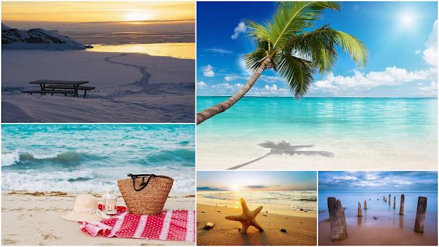 Paisajes de Playas en HD