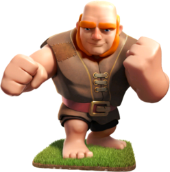 Giant Clash Of Clans