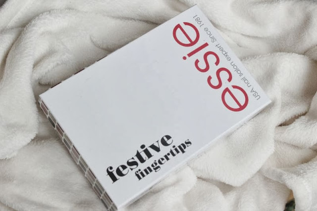 Essie Festive Fingertips Beauty Box
