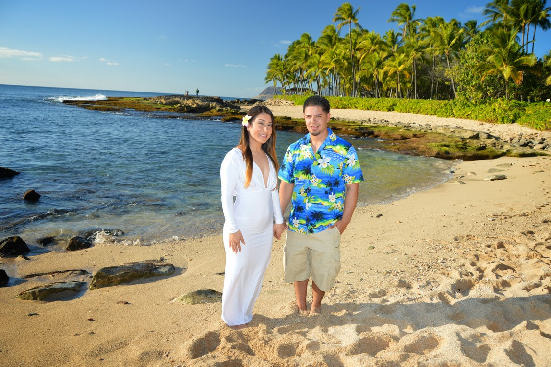 Beautiful Hawaii Honeymoon