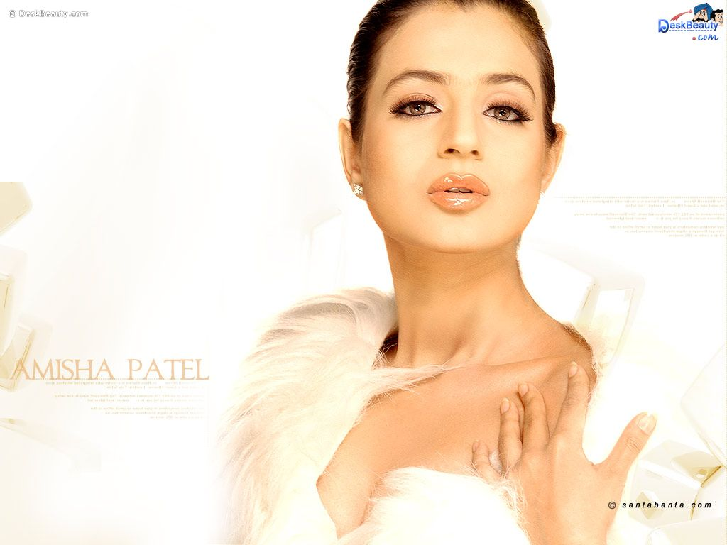 amisha patel pictures and wallpapers | ja rule