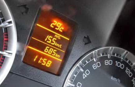 bensin ertiga irit banget