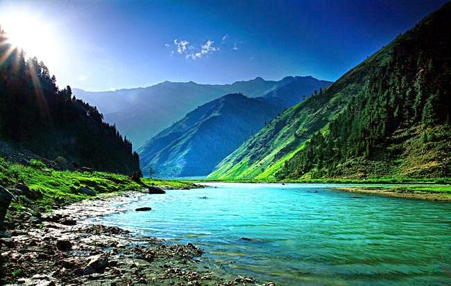 The Kaghan Valley - Pakistan