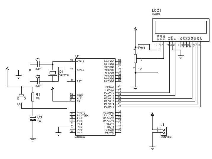 microcontroller projects and tutorials digital clock using rh allaboutlearningandearning blogspot com