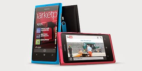 Nokia Lumia 800 Flash File