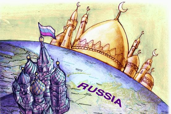 Din: Aliansi Rusia-Dunia Islam Jadi Model