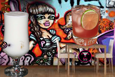 bebidas tropicales