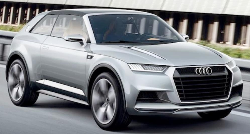 Audi Q8 Release Date