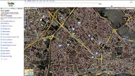 Suriçi Lezzetleri Haritası