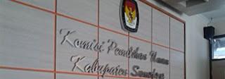 KPU Nilai 552 Bakal Caleg di Sumedang Tak Siap