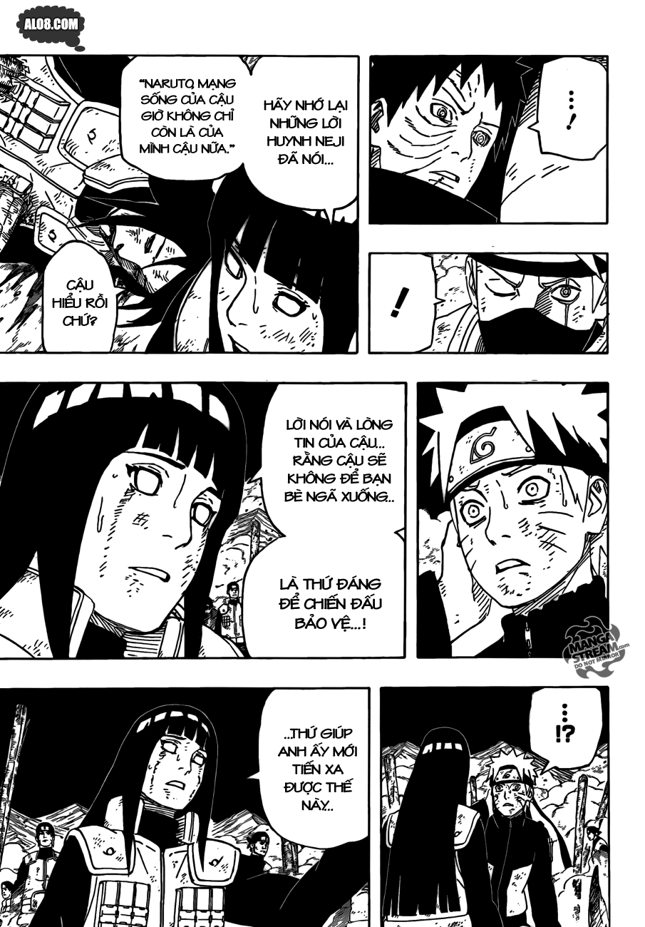 Naruto chap 615 Trang 6 - Mangak.info