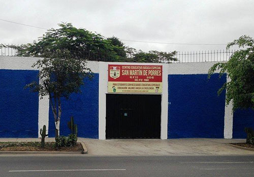 CEBE CENTRO DE EDUCACIÓN BÁSICA ESPECIAL SAN MARTÍN DE PORRES