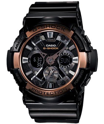 Casio G Shock GA 200RG