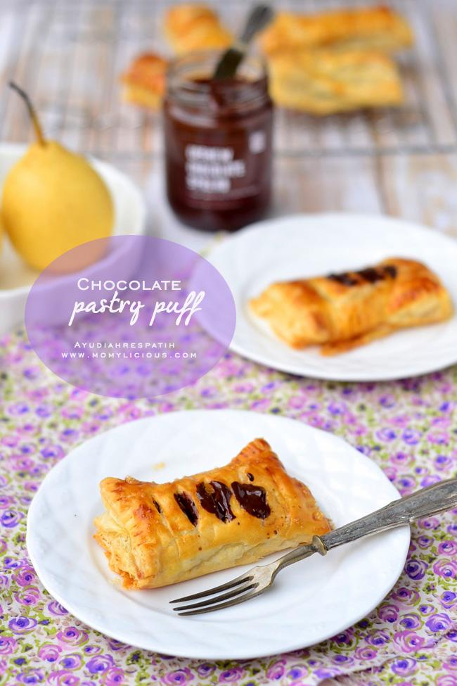 Chocolate Pastry Puff