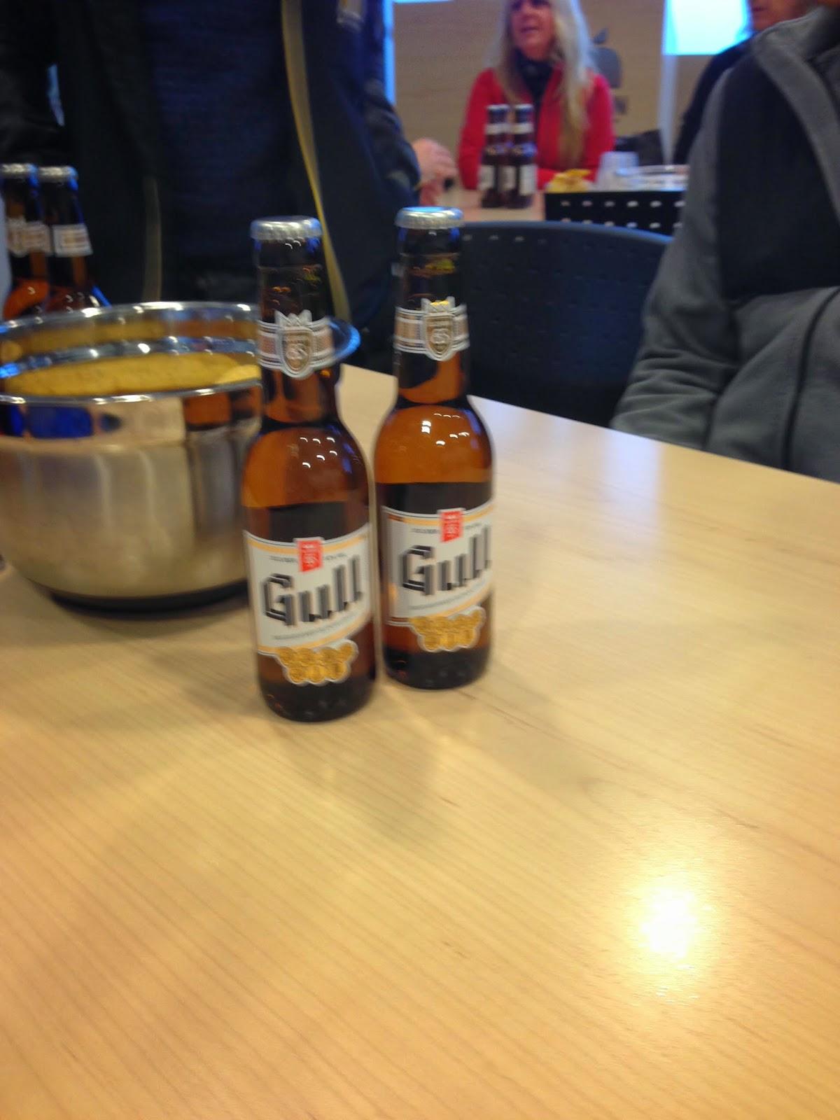 Gull beer iceland