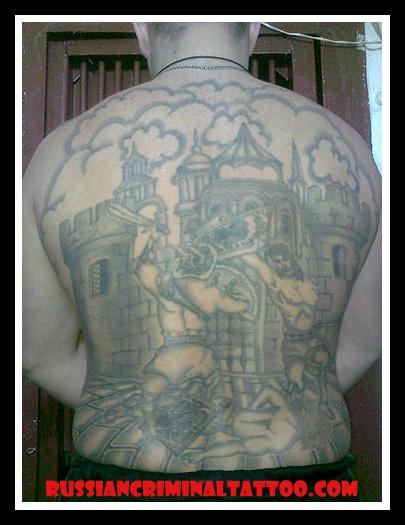 Тюремные наколки,татуировки,значения наколок,фотографии