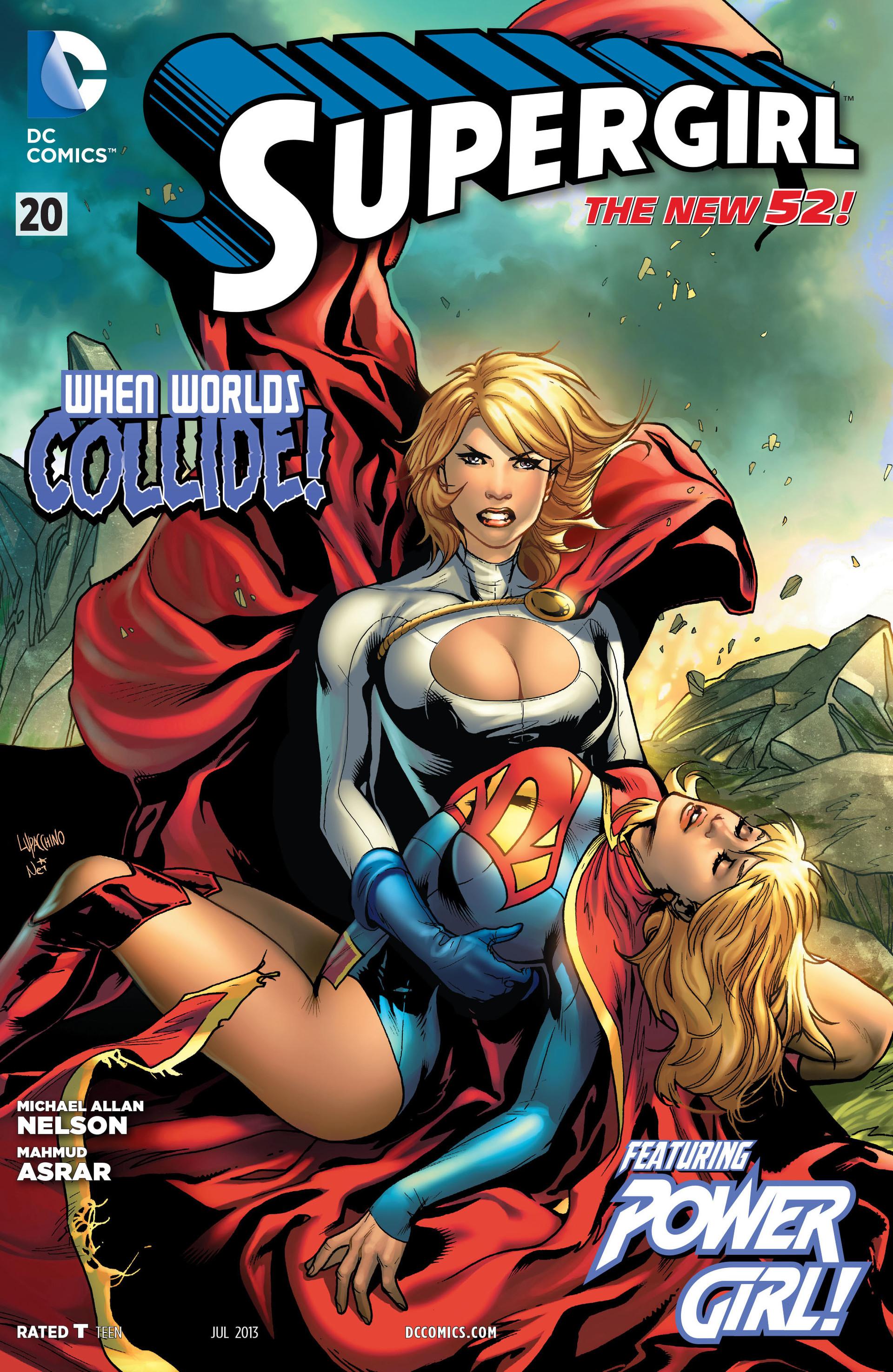 Supergirl (2011) Issue #20 #22 - English 1