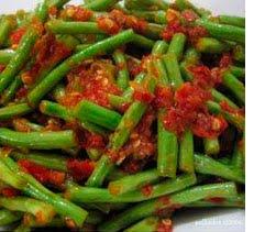 resep masak tumis kacang panjang
