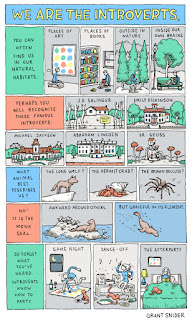 We Are The Introverts (from Incidental Comics)