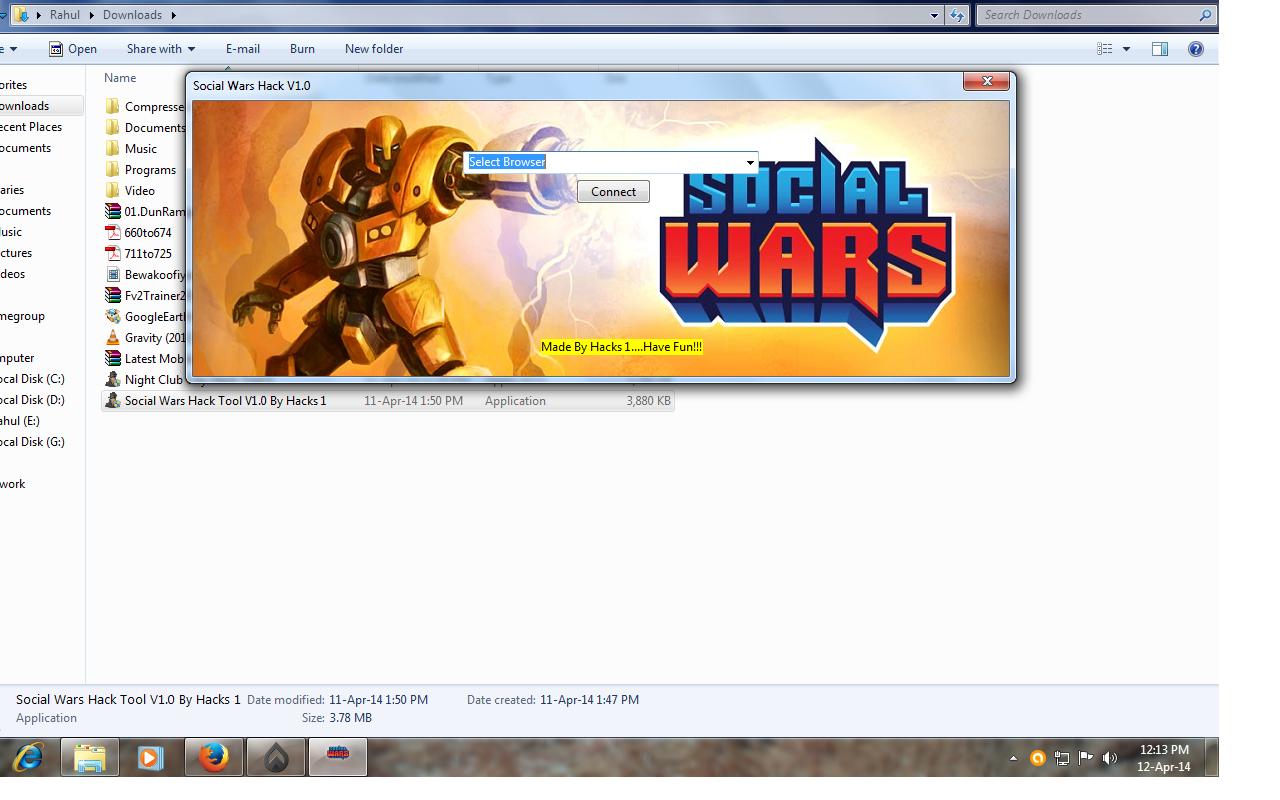 Download social wars hack tool no password