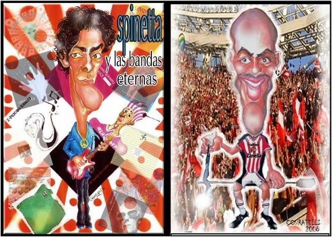 "Luis A. Spinetta- Juan S. ""la Bruja"" Verón"