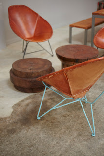 Heath Ceramics Marfa chair