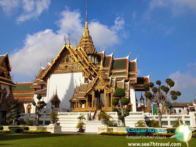 السياحه في بانكوك الساحره