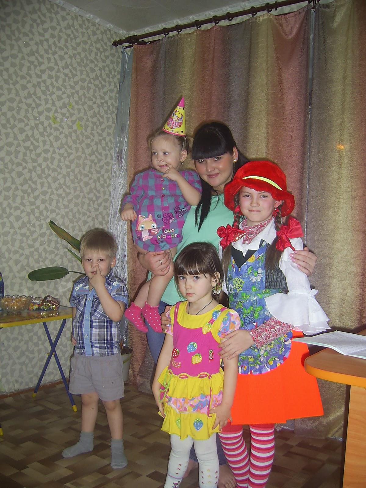 сценарий день рождения мальчика 2 года дома