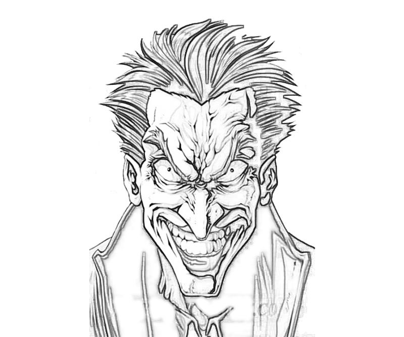 Batman Coloring Pages Joker Photograph Printable Batman Ar